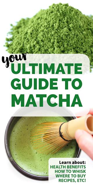 Guide to Matcha Green Tea